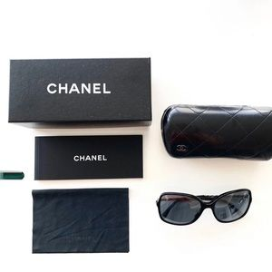 Authentic Chanel Classic Sunglasses